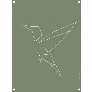 kolibrie-olijfgroen-tuinposter-1.gif